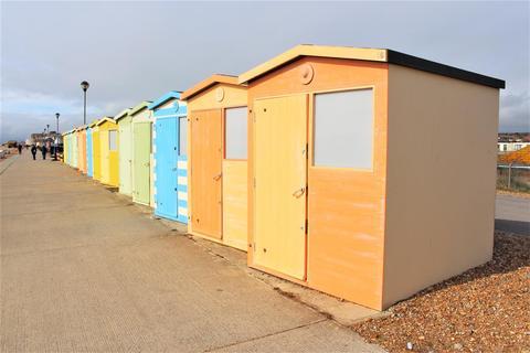 1 bedroom property for sale - Beach Hut, Esplanande, Seaford