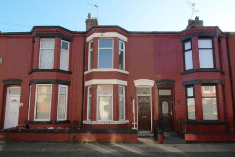 3 bedroom terraced house to rent - Blossom Street, L20