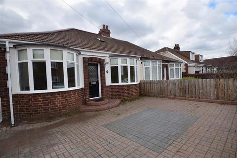 2 bedroom semi-detached bungalow for sale - Cambo Avenue, West Monkseaton