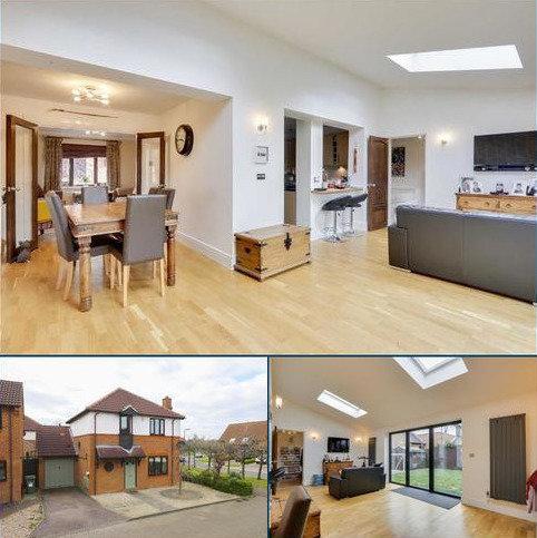 4 bedroom link detached house for sale - Bliss Court, Browns Wood, Milton Keynes, Bucks