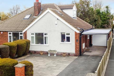 2 bedroom semi-detached bungalow for sale - Crag Hill Avenue, Cookridge