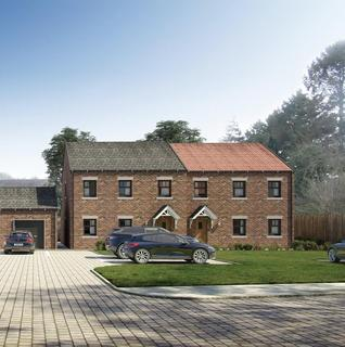 3 bedroom semi-detached house for sale - Teesdale View, New Lane, Neasham, Darlington