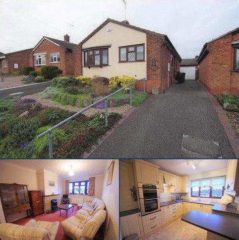 2 bedroom detached bungalow for sale - Vicarage Drive, Stramshall