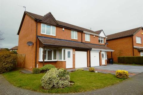 3 bedroom semi-detached house for sale - Swanton Close, Meadow Rise, Newcastle Upon Tyne, NE5