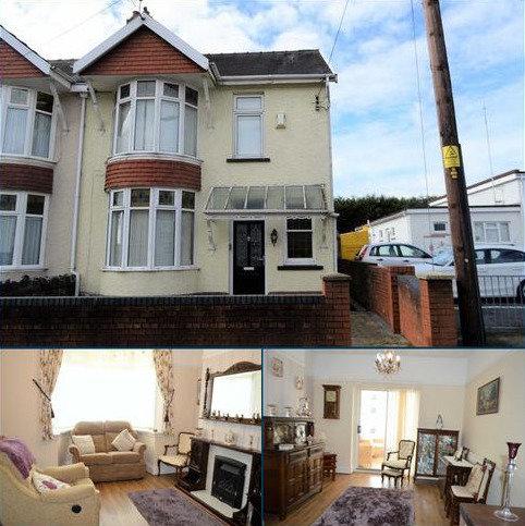 2 bedroom semi-detached house for sale - West Street, Swansea, SA4