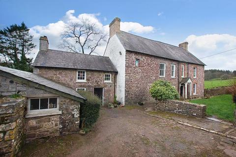 4 bedroom farm house for sale - Llanddarog CARMARTHENSHIRE