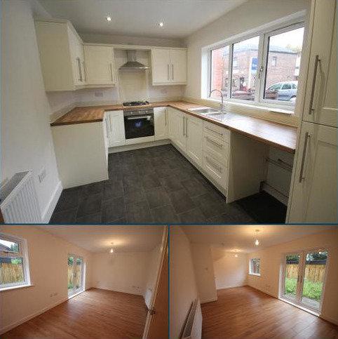 3 bedroom semi-detached house to rent - Fitzwarren Street Salford M6