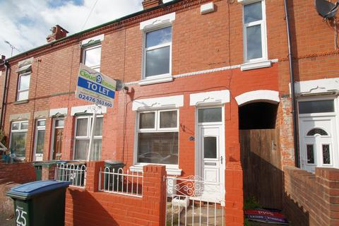4 bedroom terraced house to rent - Dean Street, Coventry, CV2 4FD