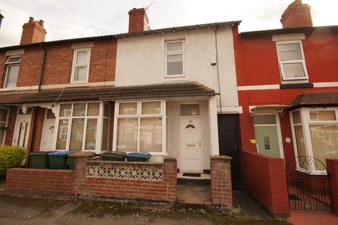 4 bedroom terraced house to rent - Hamilton Road, Coventry, CV2 4F