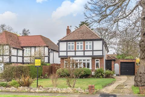 3 bedroom detached house for sale - Clarendon Way Chislehurst BR7