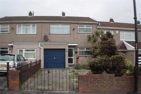3 bedroom terraced house for sale - King Georges Road, Bishopsworth, Bristol, BS13 8LR