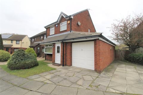 3 bedroom detached house for sale - Bradbourne Close, Liverpool, Merseyside, L12