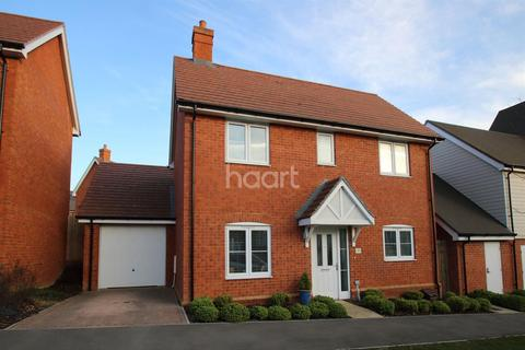 3 bedroom detached house for sale - Buffkyn Way, Maidstone