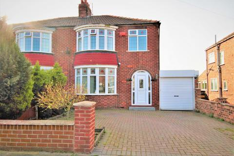 3 bedroom semi-detached house for sale - Heythrop Drive, Middlesbrough, TS5 8QJ