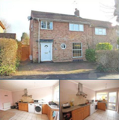 3 bedroom semi-detached house for sale - Howlands, Welwyn Garden City, Hertfordshire