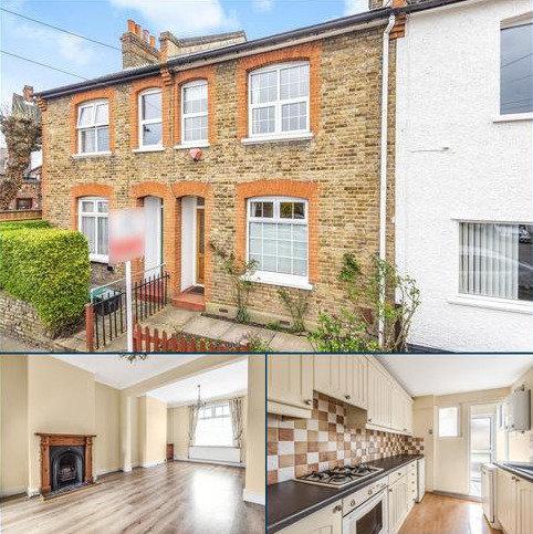 2 bedroom terraced house for sale - Alexander Road, Chislehurst
