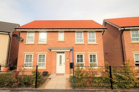 4 bedroom detached house for sale - Heathside, Huntington, York, YO32 9ZD