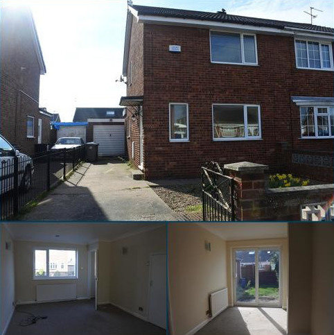 2 bedroom semi-detached house to rent - Weardale, North Hull