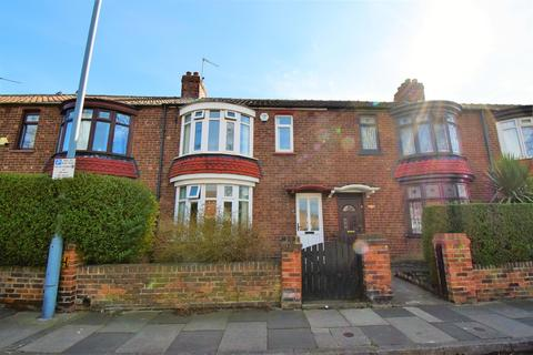 3 bedroom terraced house for sale - Park Vale Road, Middlesbrough, TS4 2HW