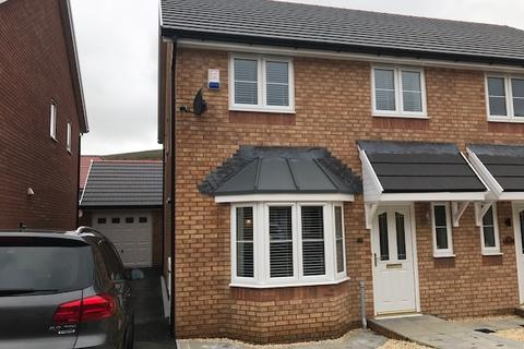 3 bedroom property for sale - Copper Beech Drive, Tredegar