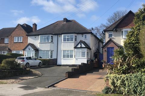 3 bedroom semi-detached house to rent - Clarence Road, Four Oaks