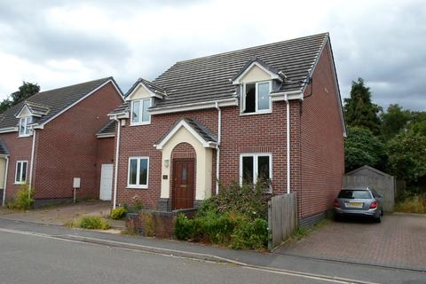 4 bedroom detached house to rent - Tysoe Drive, Walmley