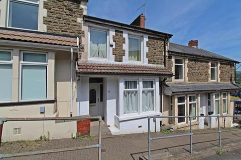 4 bedroom terraced house to rent - St Michaels Avenue, , Treforest, CF37 1NS