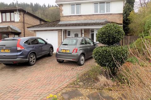4 bedroom detached house for sale - Tan Y Fron , Cwmparc, Treorchy, Rhondda Cynon Taff. CF42 6HA