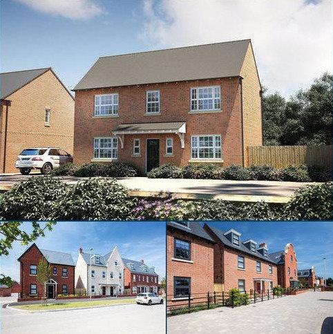 3 bedroom detached house for sale - Seabrook Orchards, Topsham Road, Topsha, Exeter, Devon