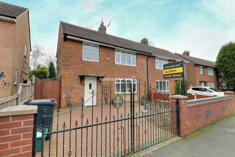 3 bedroom semi-detached house for sale - Victoria Avenue, Stoke-On-Trent