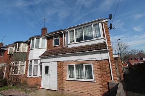 3 bedroom flat to rent - Millfield road, Handsworth wood, Birmingham B20