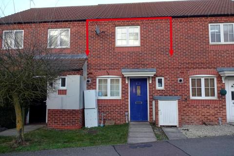 2 bedroom townhouse for sale - Carty Road, Hamilton, Leicester LE5