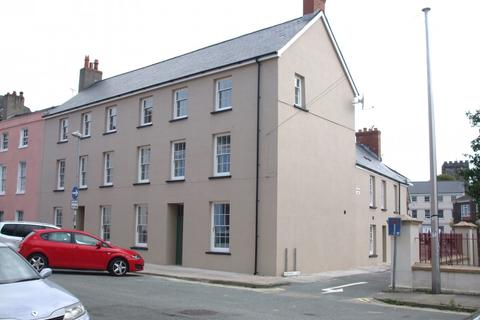 1 bedroom ground floor maisonette to rent - Apartment 2, 20 Hill Street, Haverfordwest. SA61 1QF