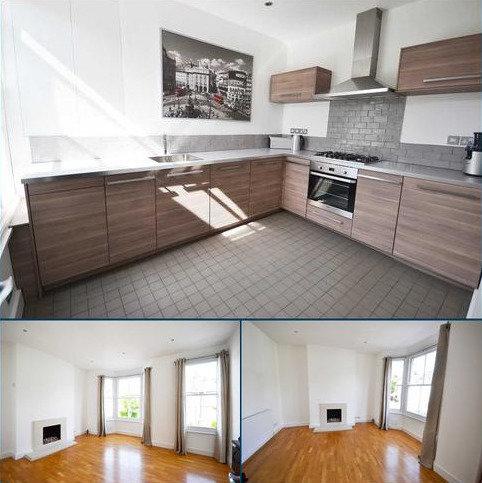 2 bedroom flat to rent - Bridgman Road, London