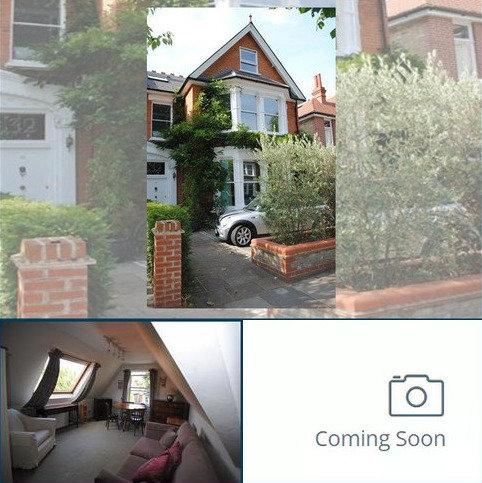 Studio to rent - Park Road, Chiswick