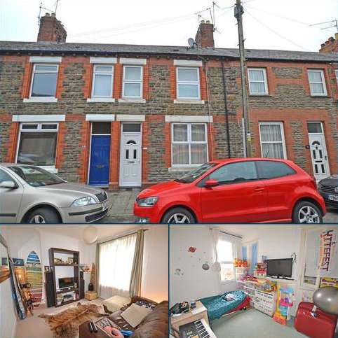 2 bedroom terraced house for sale - TALYGARN STREET, HEATH, CARDIFF