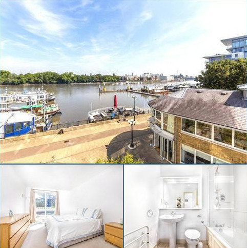 1 bedroom flat to rent - Prospect Quay, 98 Point Pleasant, London, SW18