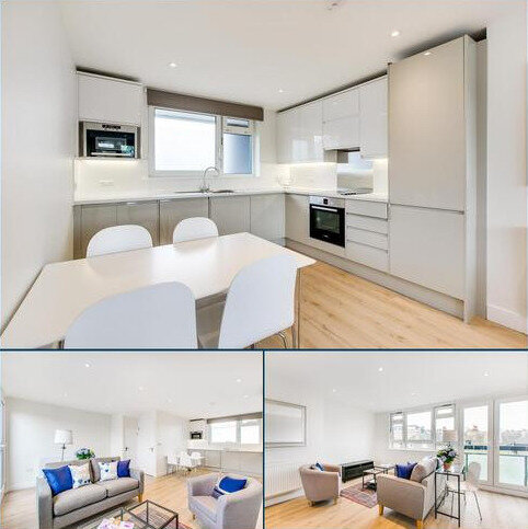 3 bedroom flat to rent - Searles Close, SW11