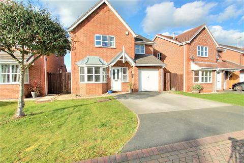 4 bedroom detached house for sale - Clayton Close, Crewe, Cheshire, CW1