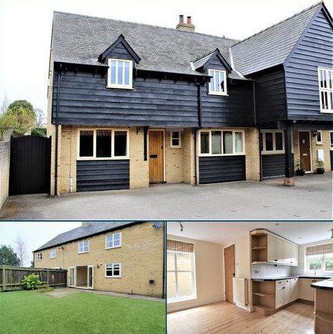 4 bedroom semi-detached house to rent - The Granary, Haddenham