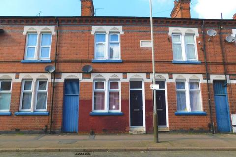 2 bedroom terraced house to rent - Jarrom Street, Leicester LE2 7DX