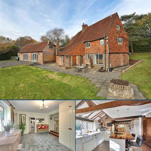 5 bedroom farm house for sale - Hastings Road, Pembury, Tunbridge Wells, Kent, TN2