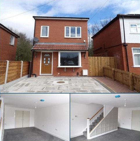 3 bedroom detached house to rent - Milford Drive, Levenshulme, Manchester M9