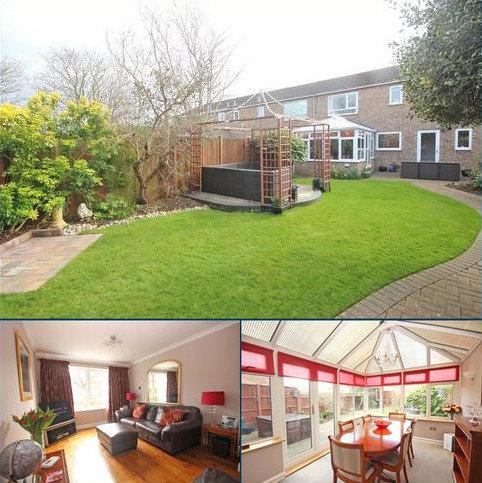 3 bedroom terraced house for sale - Baldwins, Welwyn Garden City, Hertfordshire