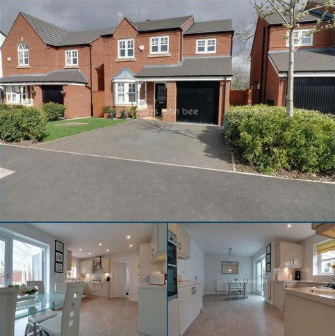 3 bedroom detached house for sale - Holford Drive, Winsford