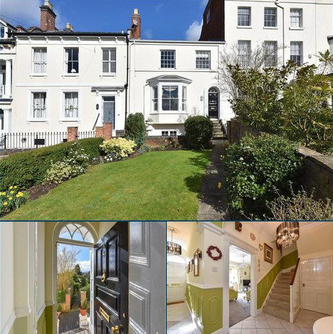 5 bedroom terraced house for sale - Rainbow Hill Terrace, Worcester, Worcestershire, WR3