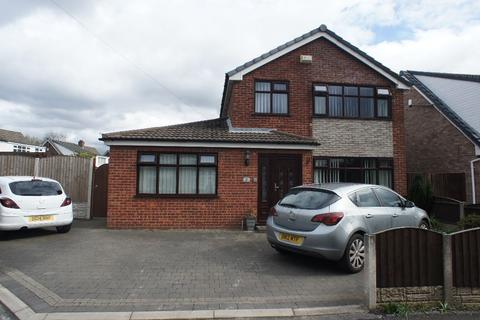 4 bedroom detached house for sale - Linden Close, Woolston, Warrington