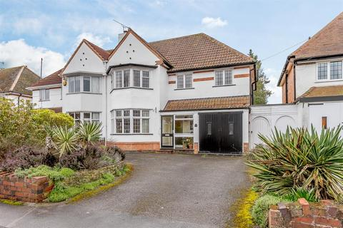 4 bedroom semi-detached house for sale - Milverton Road, Knowle, Solihull, B93 0HX