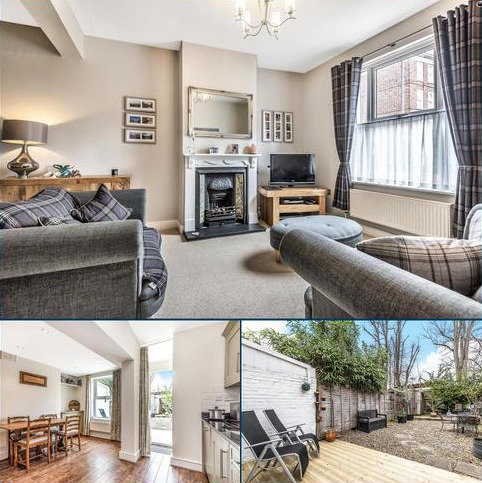 3 bedroom end of terrace house for sale - Ferndale Road, Brixton
