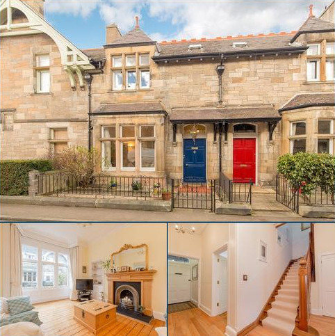 4 bedroom end of terrace house for sale - 1 Mayville Gardens, Trinity, Edinburgh, EH5